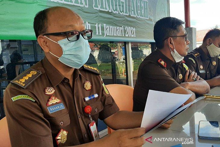 Kejati Aceh supervisi empat kejari karena nihil kasus korupsi