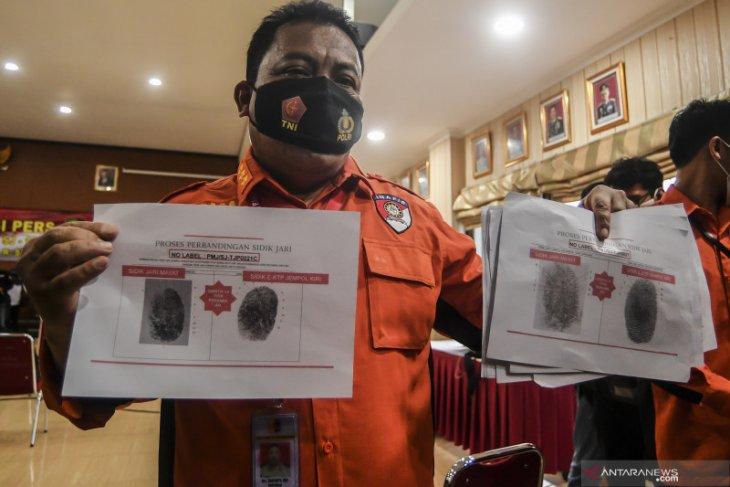 RS Polri terima 310 kantong jenazah korban kecelakaan Sriwijaya Air