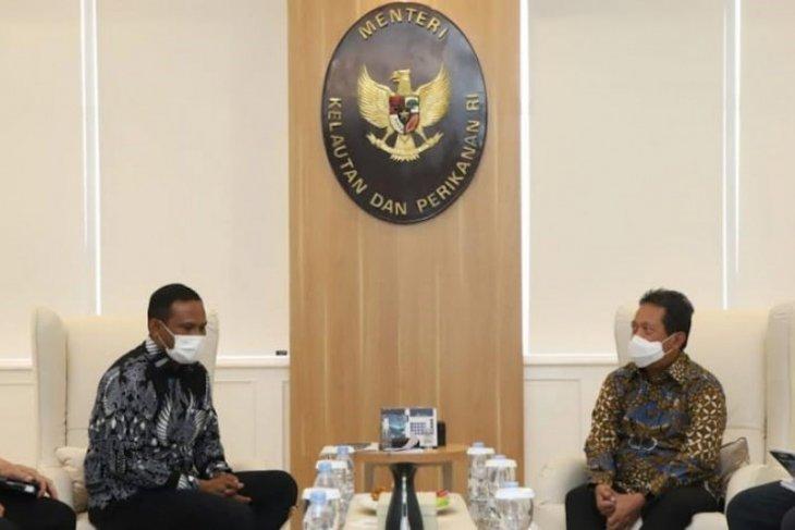 Ini yang dibahas pertemuan bupati Aceh Timur dengan Menteri Kelautan dan Perikanan