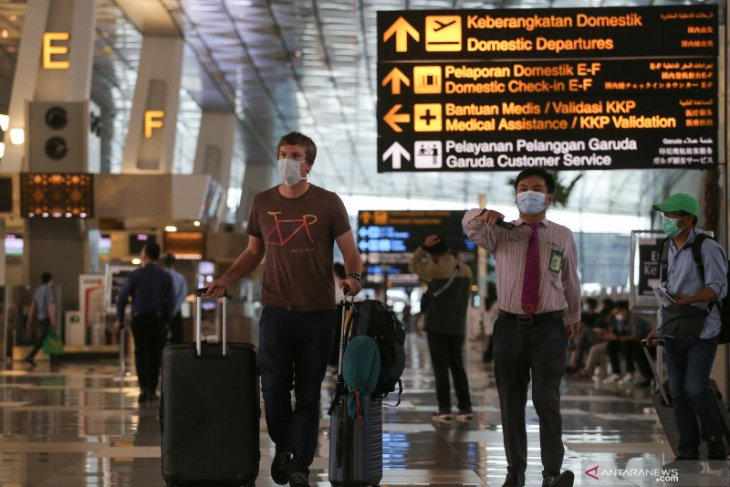 AP II airports implement restrictions on entry of foreigners