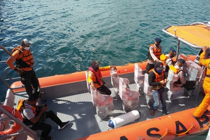 Tim SAR belum temukan satu nelayan hilang di perairan Pulau Mas