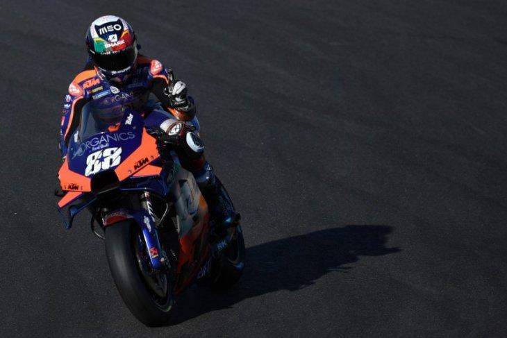 KTM memperpanjang kontrak dengan MotoGP hingga 2026