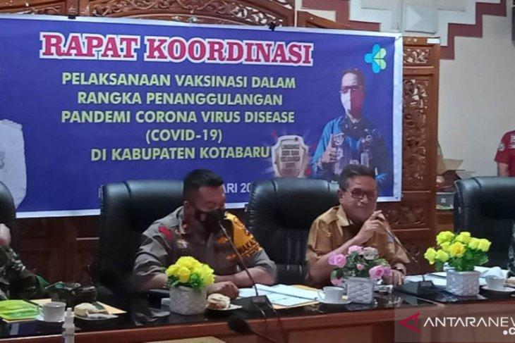 Kotabaru gelar Rakor tentang kesiapan vaksin