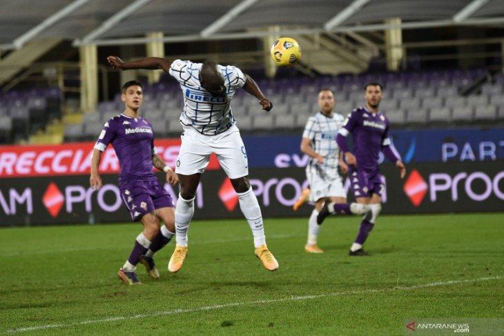 Piala Italia: Inter Milan singkirkan Fiorentina melalui perpanjangan waktu