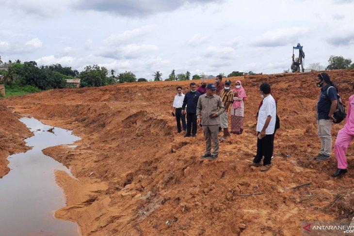DPRD Kota Jambi meminta penimbun aliran sungai kembalikan fungsi sungai