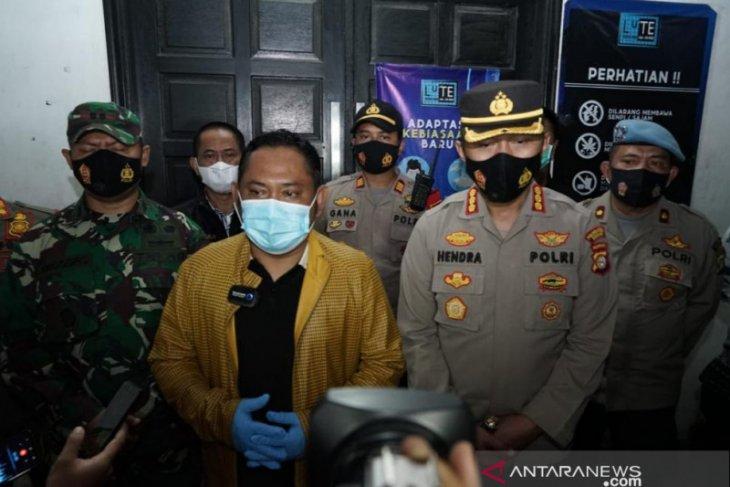 18 THM di Bekasi ditutup dalam satu malam