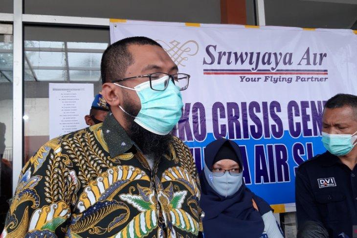 Sriwijaya Air : Fokus utama pencarian korban , satu jenazah sudah diserahkan ke pihak keluarga