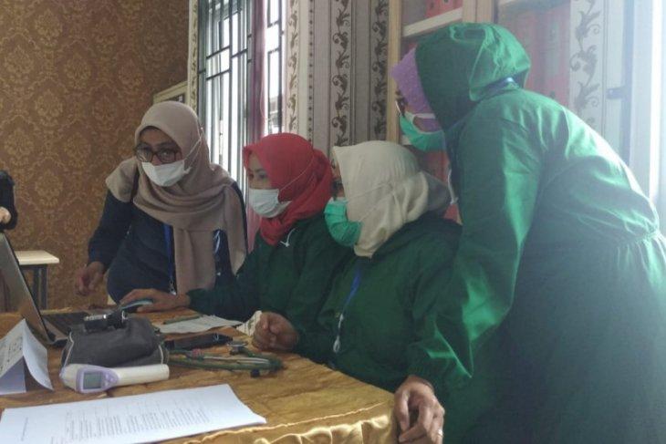 Tenaga medis di puskesmas di Binjai mulai divaksin