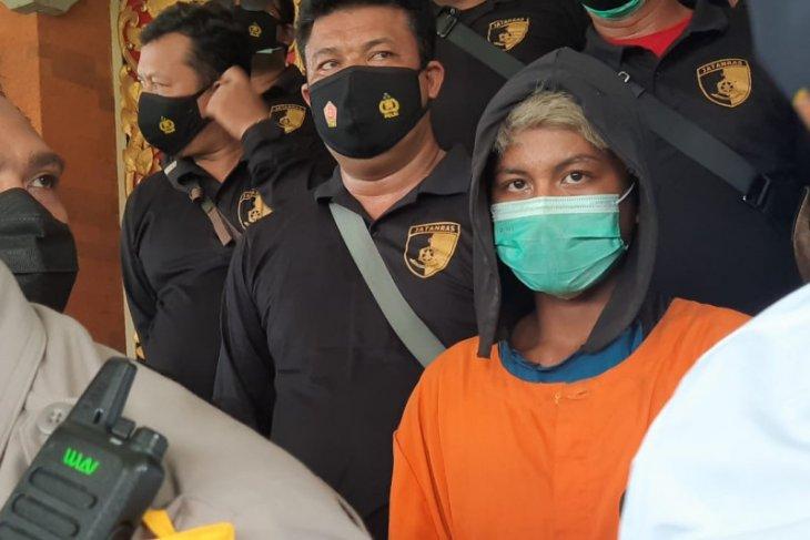 Remaja pembunuh pegawai bank diadili di PN Denpasar