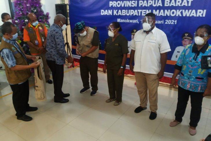 10.720 dosis vaksin COVID-19 tambahan untuk Papua Barat dikirim Februari