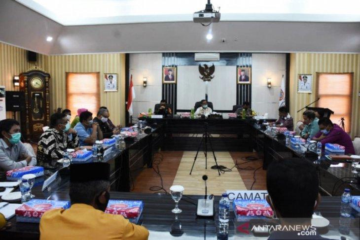 Pemkab Gorontalo Utara perketat protokol kesehatan di wisata Pantai Minanga