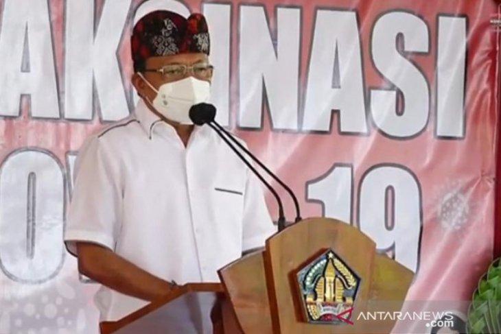 Gubernur Bali: Kasus positif COVID-19 meningkat karena libur akhir tahun