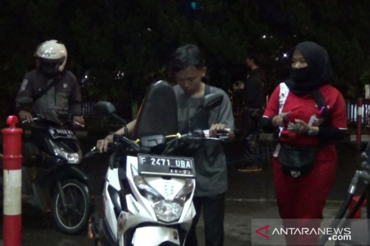 Warga Sukabumi mulai tinggalkan BBM jenis Premium beralih ke Seri Perta