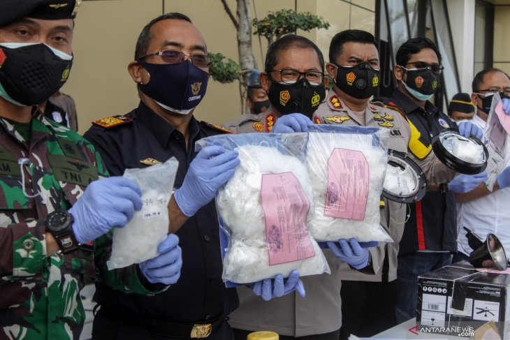 Penyelundupan Narkoba Sidoarjo