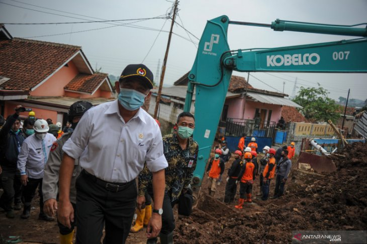 Pemerintah fokus tanggap darurat bencana di berbagai daerah