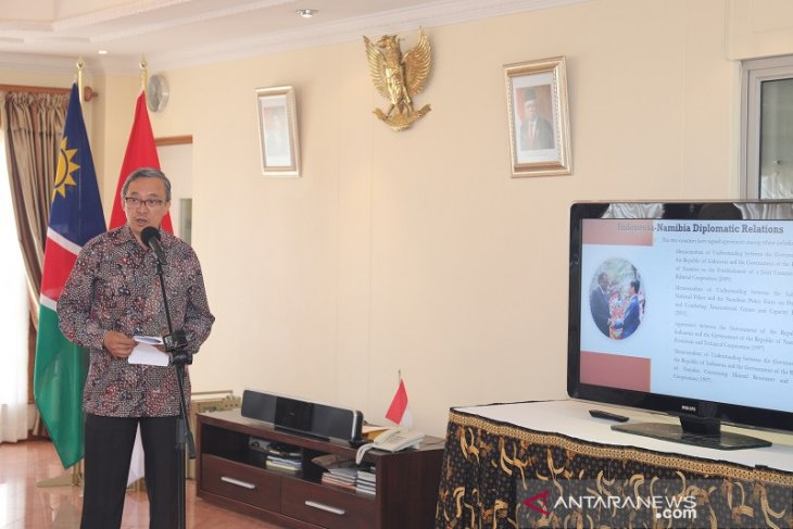 Indonesian Ambassador hopes for stronger economic ties with Namibia