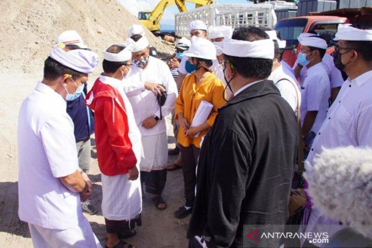 Bupati Klungkung: pengerjaan Pelabuhan Sampalan sudah 51 persen