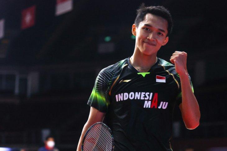 Indonesia loloskan enam wakil ke perempat final Thailand Open 2020