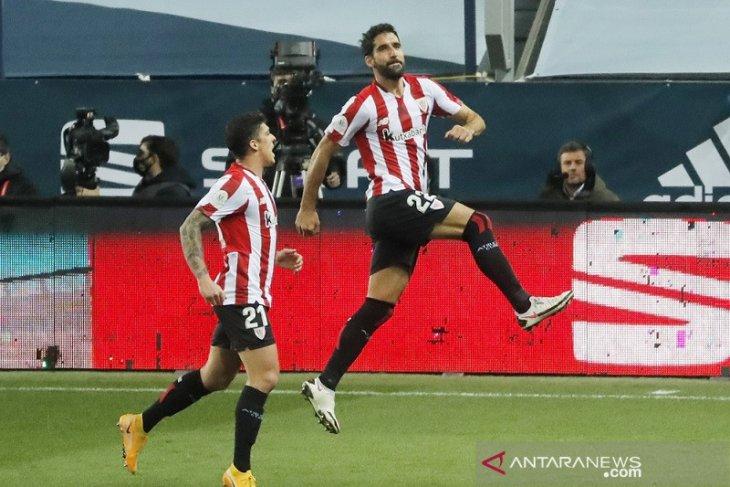 Piala Super, Bilbao tantang Barca di final usai depak Real Madrid