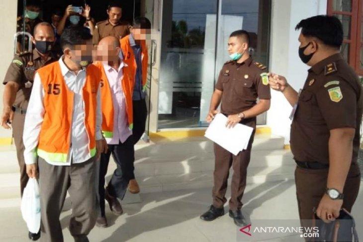 Jaksa tahan tiga PNS terkait korupsi RTLH ratusan juta rupiah di Aceh Singkil