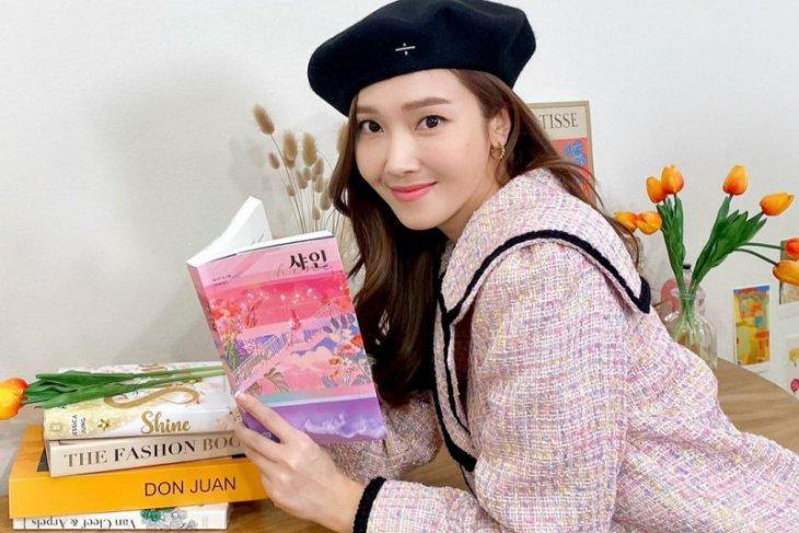 Jessica Jung siap berbagi ide bareng pembaca Indonesia