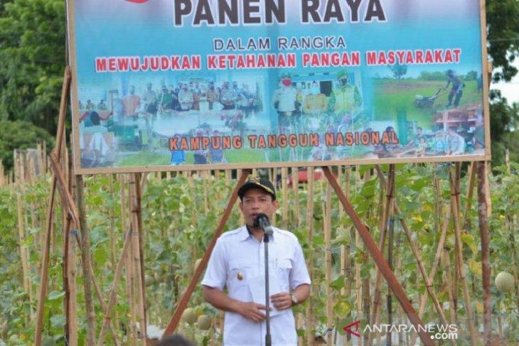 Pemkot Bengkulu dorong setiap kelurahan punya kebun sayur mayur