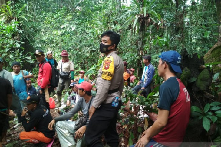 Satu warga Kapuas Hulu hilang di hutan perbatasan RI-Malaysia