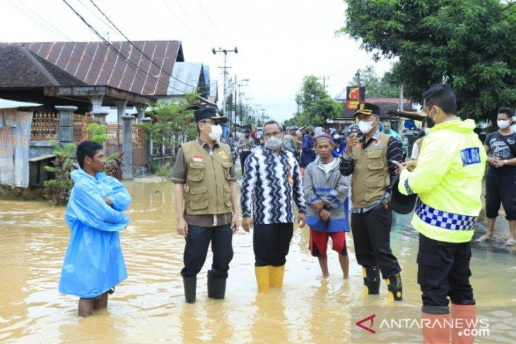 Pemkot Banjarbaru tambah dana BTT tangani banjir