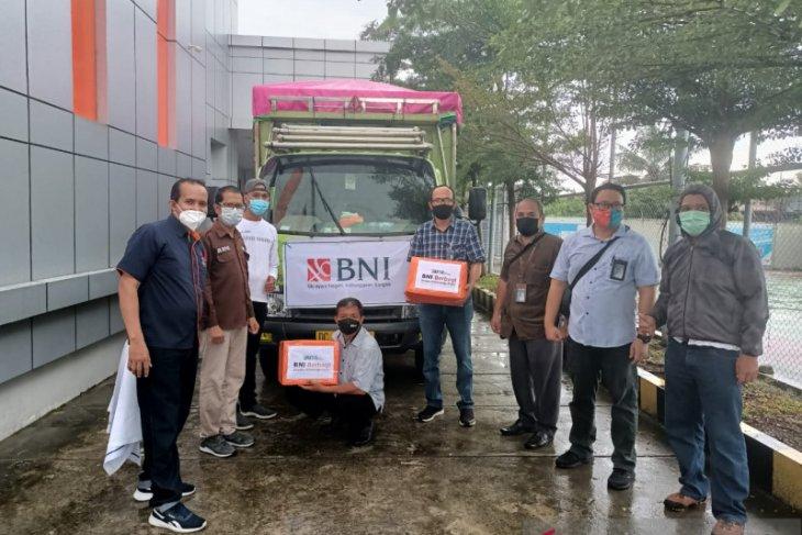 BNI salurkan bantuan bagi korban gempa Mamuju, Sulbar