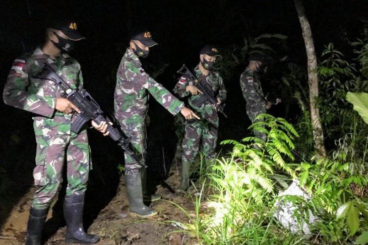 TNI gagalkan penyeludupan miras asal Malaysia di Sintang Kalbar