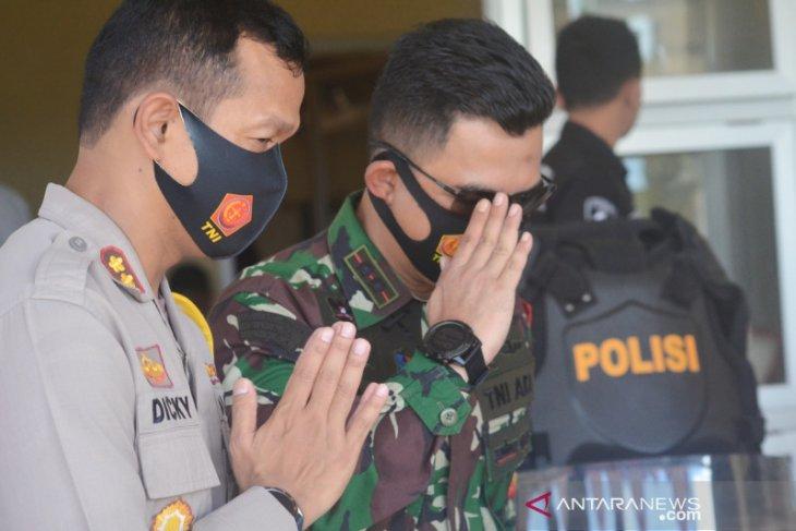 Polres Gorontalo Utara jamin keamanan lokasi penyimpanan vaksin COVID-19