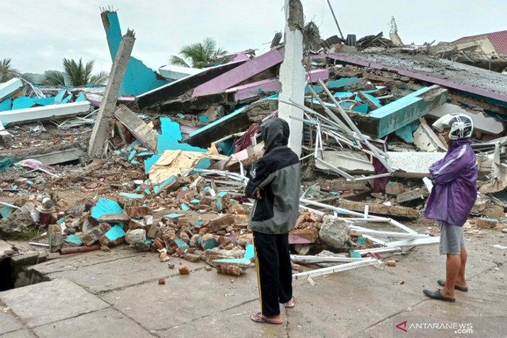 BNPB records 154 disasters in 3 weeks