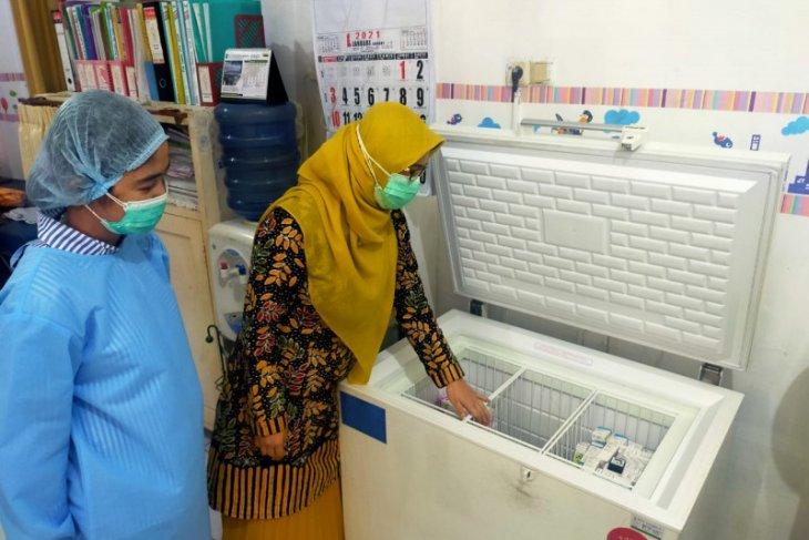 Vaksinasi COVID-19 tahap pertama di Kota Surabaya ditarget tiga pekan