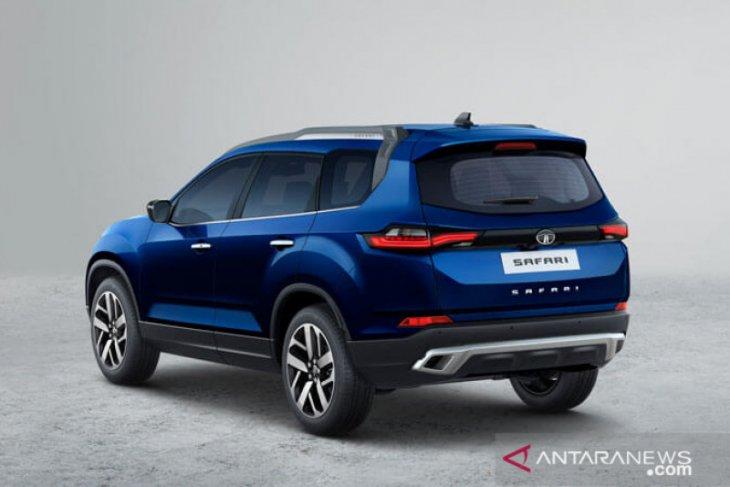 Mobil SUV Tata Safari 2021, calon pesaing baru Pajero Sport dan Fortuner