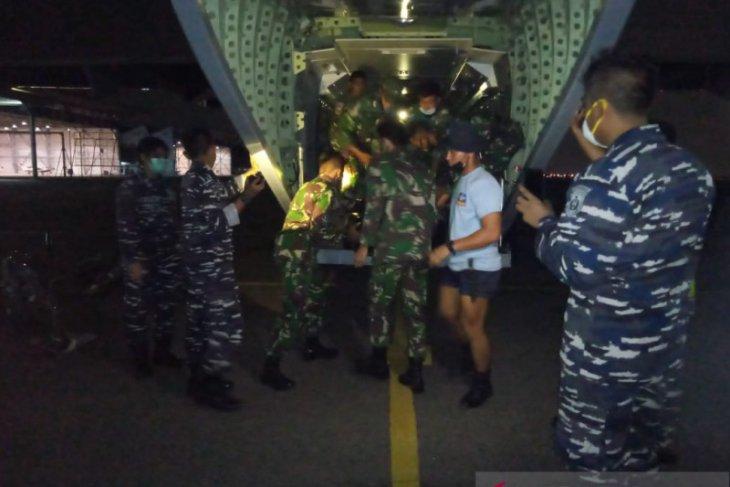 Koarmada II kerahkan pasukan khusus evakuasi korban banjir Tanah Laut