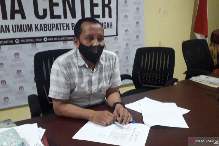 KPU belum tetapkan pemenang Pilkada Bangka Tengah