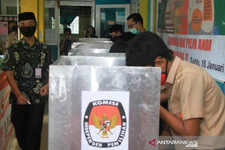 Pemilih berkelanjutan di Aceh Tamiang berkurang 116 orang