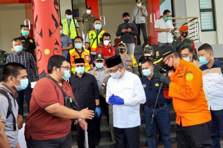 Gubernur Kalbar sambut jenazah Ihsan korban Sriwijaya SJ182