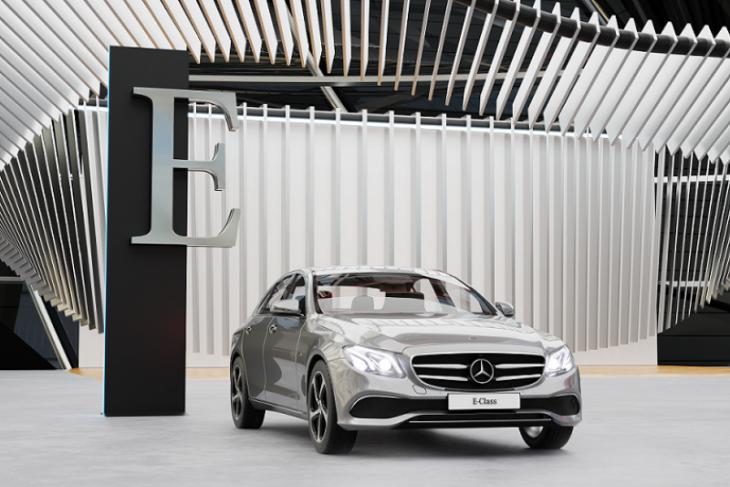 Mercedes-Benz catat penjualan 2.226 unit mobil di Indonesia pada 2020
