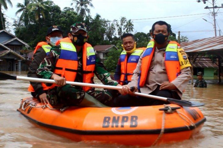 Kodim 1008/Tanjung siapkan perahu LCR untuk distribusi logistik