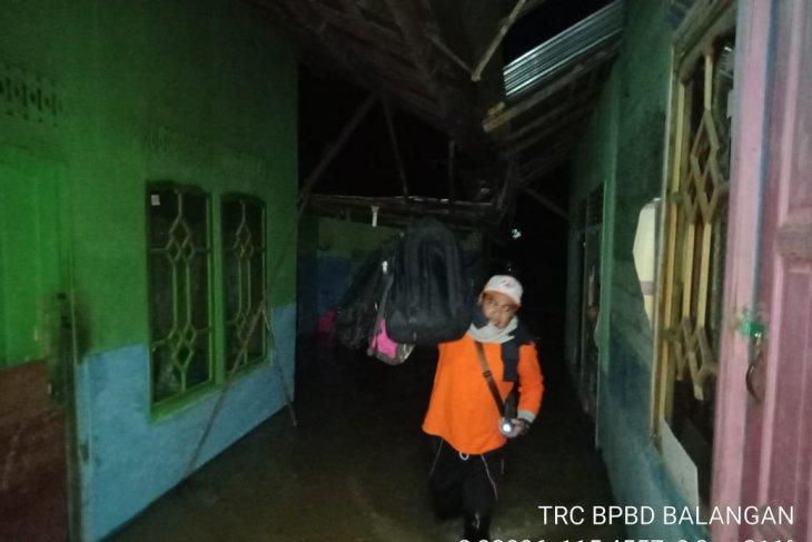 3.571 rumah terendam banjir di Kabupaten Balangan, Kalsel