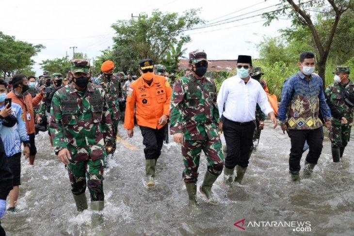 Panglima TNI kerahkan kekuatan maksimal bantu tangani banjir di Kalsel