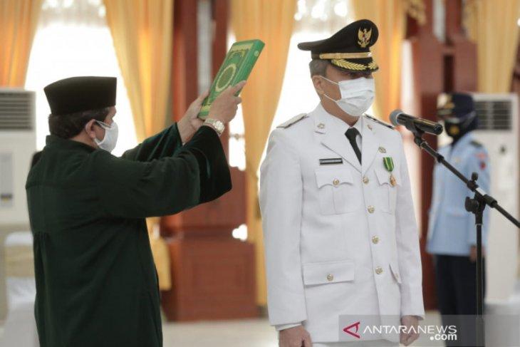 Darmawan Jaya resmi wali kota Banjarbaru