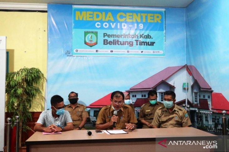 61 pasien COVID-19 Belitung Timur dinyatakan sudah sembuh