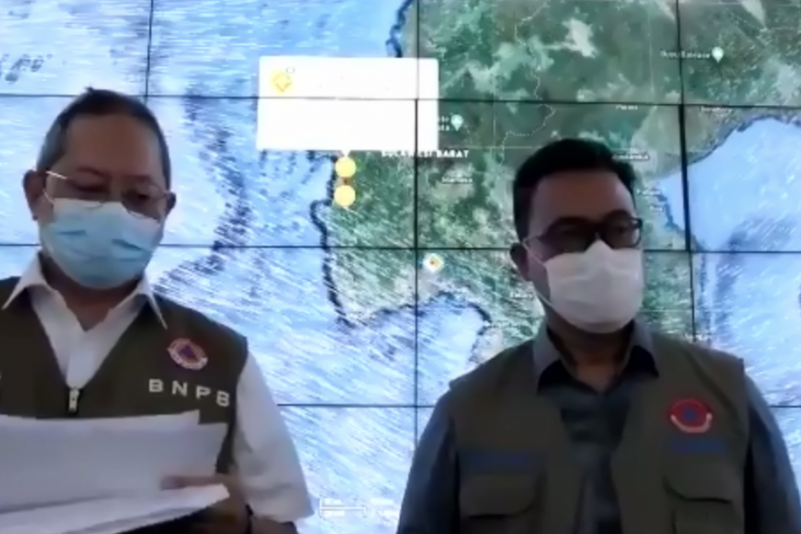 South Kalimantan: Floods force 112,709 people to flee home