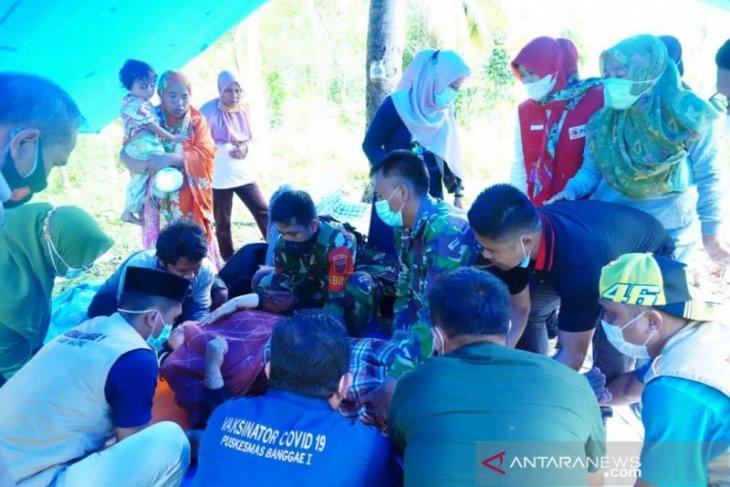PMI bangun 10 tangki air bersih di lokasi terdampak gempa Sulbar