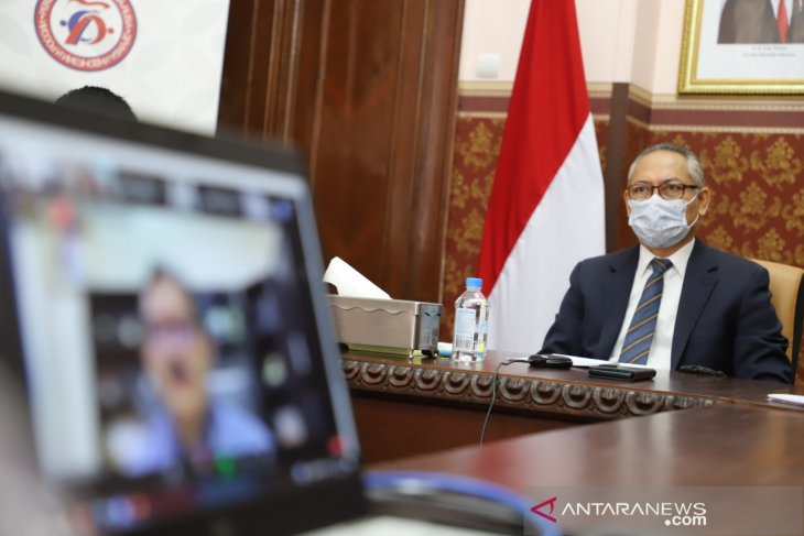 Indonesia-Russia partnership crucial to address strategic changes