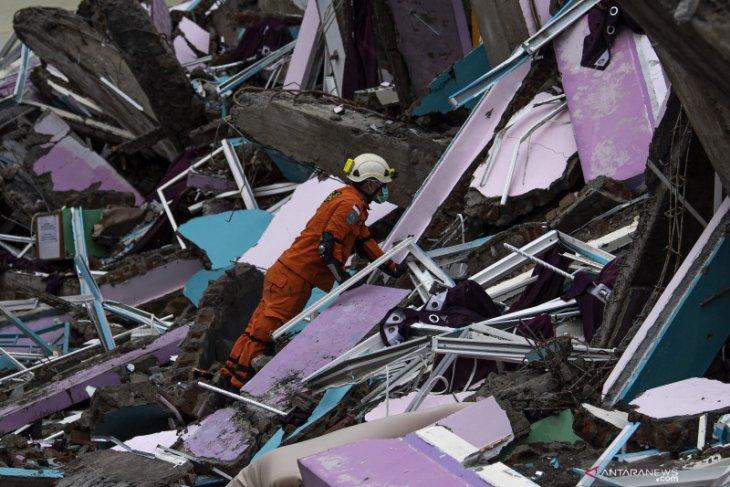 BNPB: Korban meninggal dunia akibat gempa Sulbar sebanyak 46 jiwa