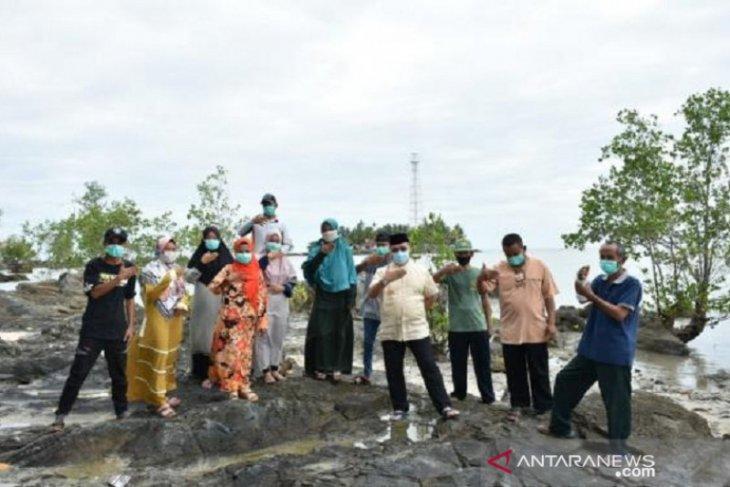 Pemprov Babel kembangkan wisata sejarah dan mangrove Batu Betumpang