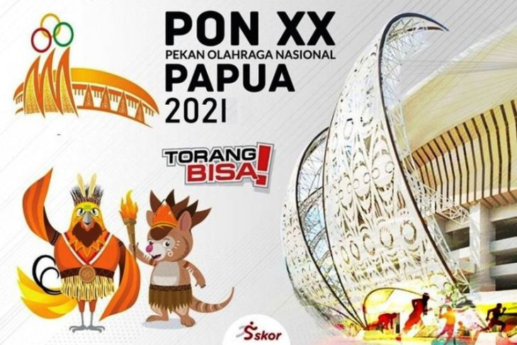 PON Papua 2021 kemungkinan bakal digelar tanpa penonton